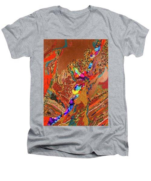 Oju Olurun II Men's V-Neck T-Shirt