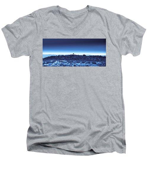 One Tree Hill - Blue - 3 Men's V-Neck T-Shirt