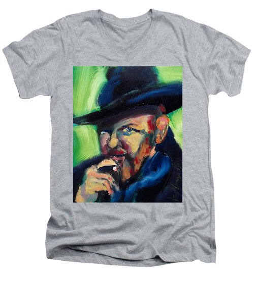 Orson Werlles Men's V-Neck T-Shirt
