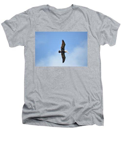 Overflight Men's V-Neck T-Shirt