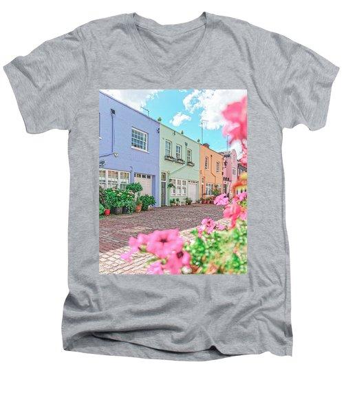 Paddington Men's V-Neck T-Shirt