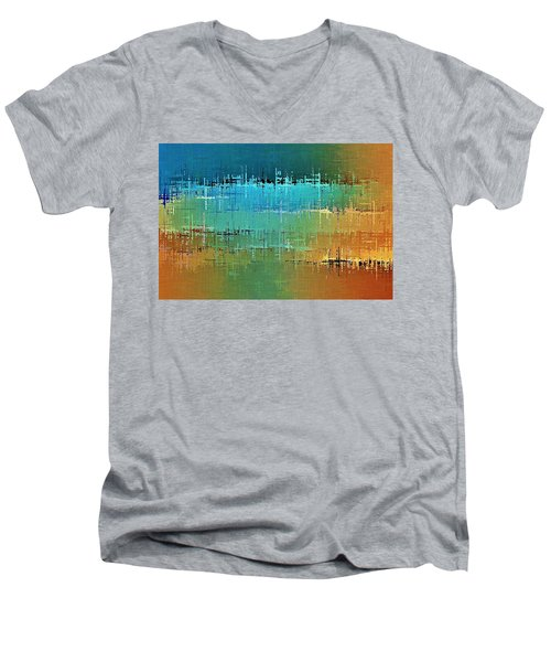 Painted Desert Men's V-Neck T-Shirt