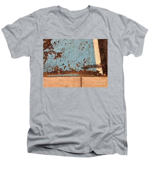 Parking Place Men's V-Neck T-Shirt