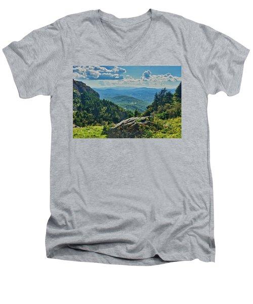 Parkway Overlook Men's V-Neck T-Shirt