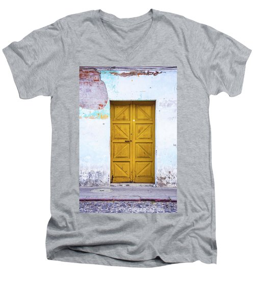 Patina Men's V-Neck T-Shirt