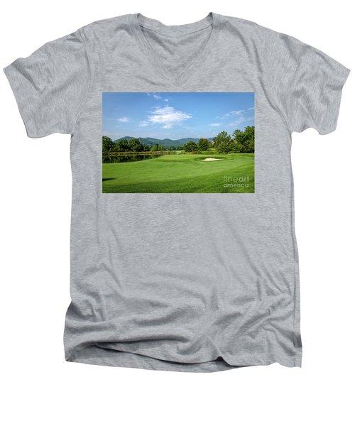 Perfect Summer Day Men's V-Neck T-Shirt