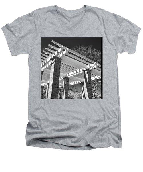 Pergolia Men's V-Neck T-Shirt