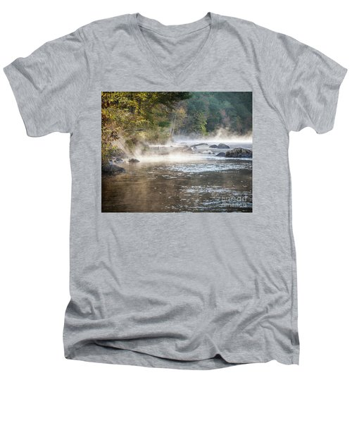 Pipeline Pool  Men's V-Neck T-Shirt