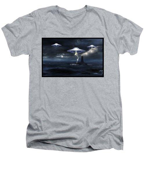 Prevention Men's V-Neck T-Shirt