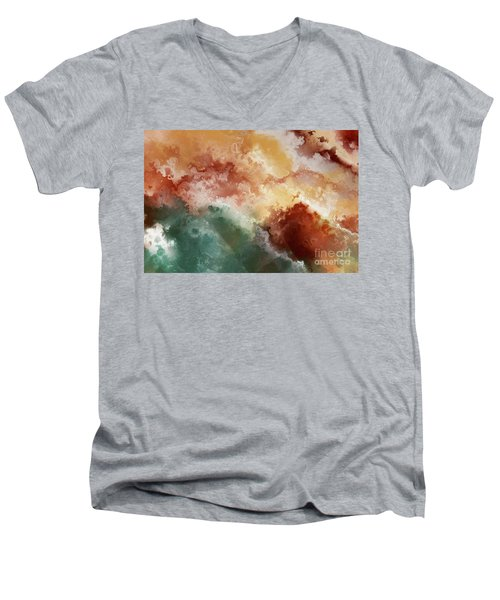 Psalm 115 14. Increase And More Men's V-Neck T-Shirt