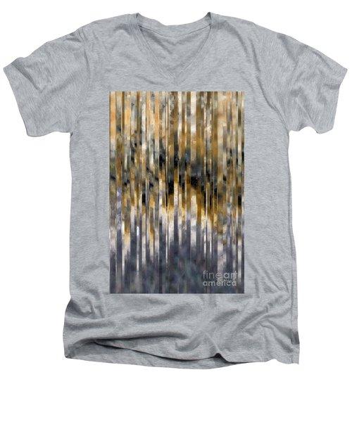 Psalm 143 8. You Do I Trust Men's V-Neck T-Shirt