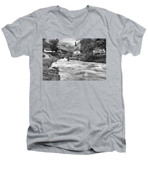 Ramsau, Bavaria Men's V-Neck T-Shirt