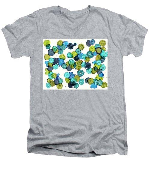Reef Encounter #5 Men's V-Neck T-Shirt