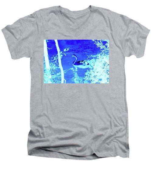 Reflection Men's V-Neck T-Shirt