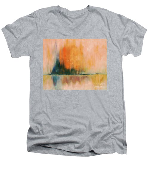 Reflections Art Men's V-Neck T-Shirt