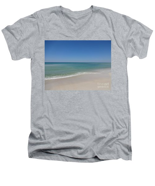 Relaxing Afternoon Men's V-Neck T-Shirt