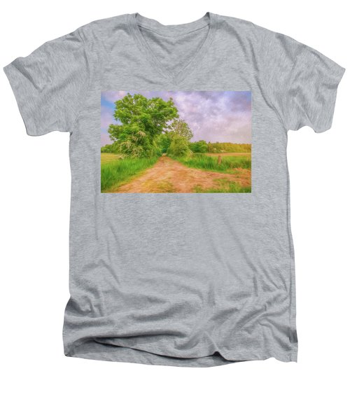 Remember Summer 4 Men's V-Neck T-Shirt