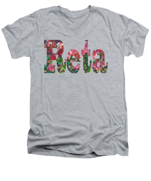 Reta Men's V-Neck T-Shirt