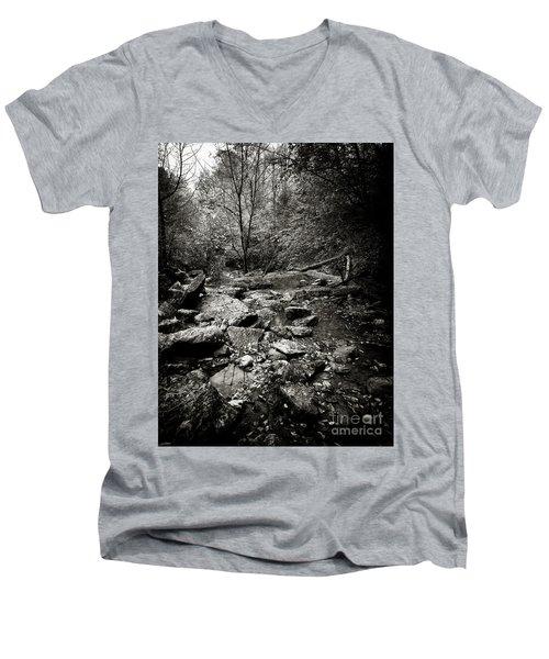 Rock Glen Men's V-Neck T-Shirt