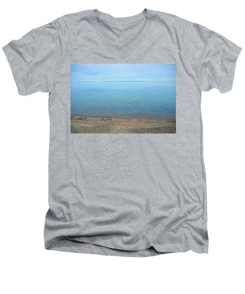 Rockhounder's Paradise Men's V-Neck T-Shirt