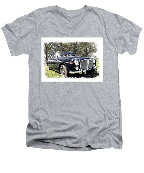 Rover 3.5 Coupe Men's V-Neck T-Shirt