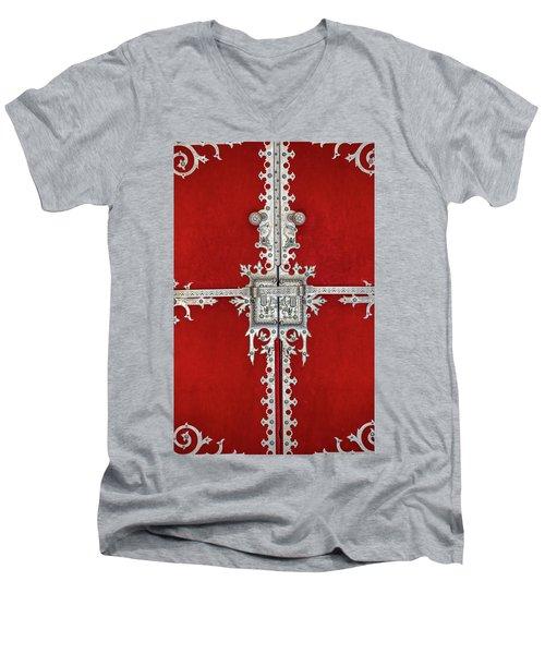 Royal Door Of Sintra Men's V-Neck T-Shirt