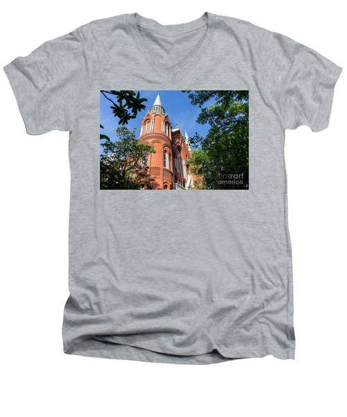 Sacred Heart Cultural Center- Augusta Ga 1 Men's V-Neck T-Shirt