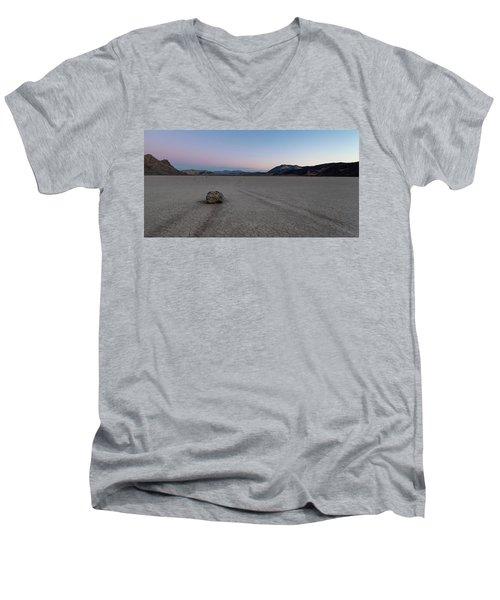 Sailing Stone Morning I Men's V-Neck T-Shirt