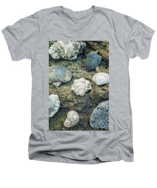 Sea Was My Home #1 Men's V-Neck T-Shirt