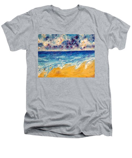 Searching For Rainbows Men's V-Neck T-Shirt