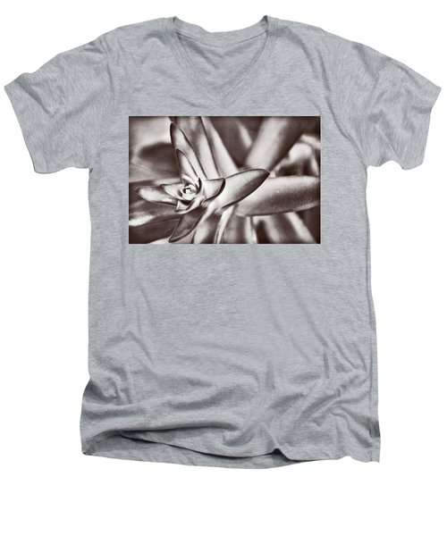 Sensual Succulent II Men's V-Neck T-Shirt