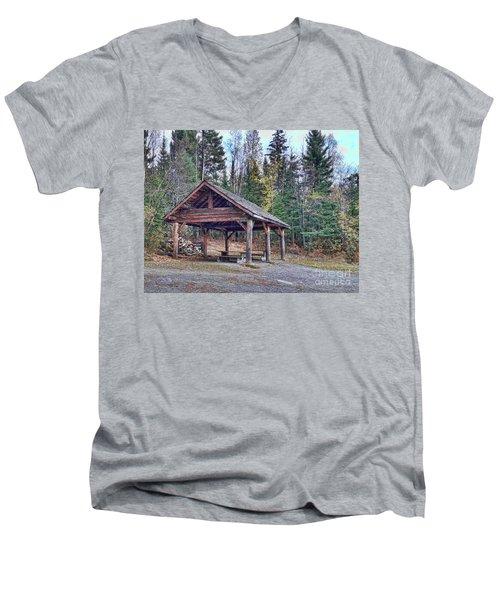 Shelter Men's V-Neck T-Shirt