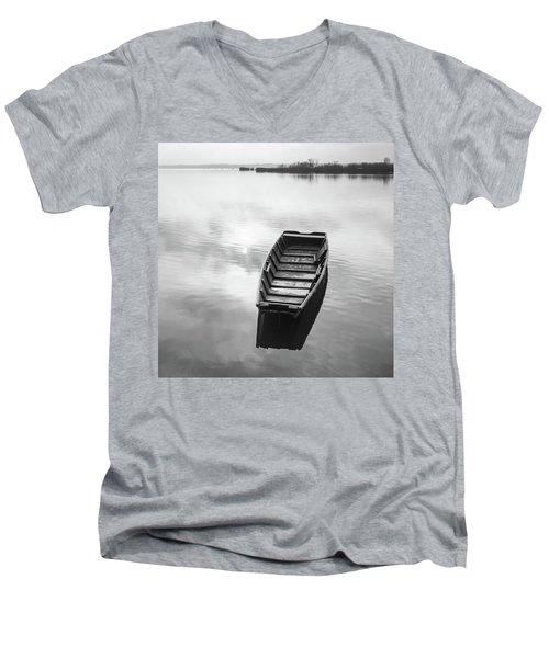 Shine On You Crazy Diamond Men's V-Neck T-Shirt