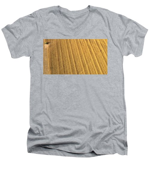 Sixty Million Kernels Men's V-Neck T-Shirt