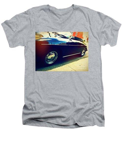 Speedster Men's V-Neck T-Shirt