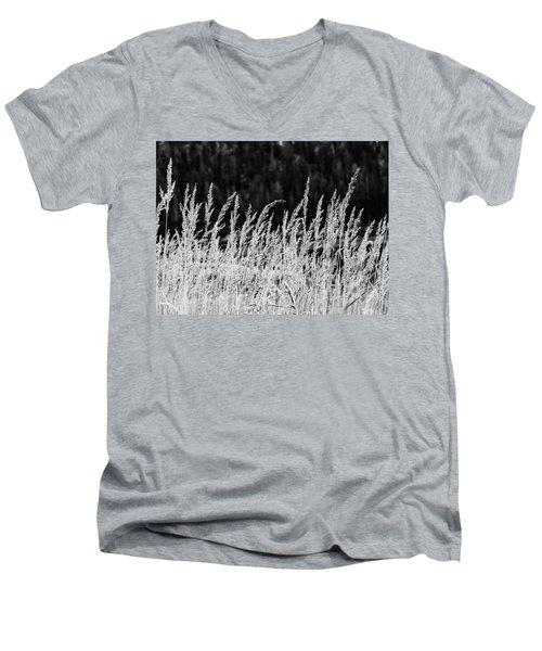 Spikes Men's V-Neck T-Shirt