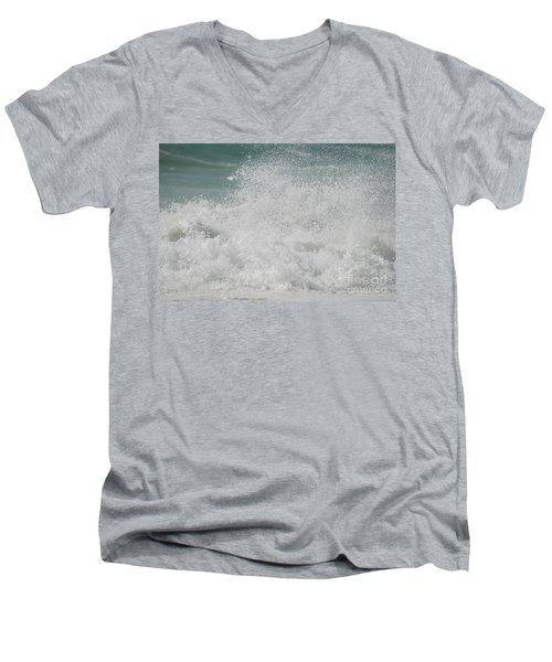 Splash Collection Men's V-Neck T-Shirt
