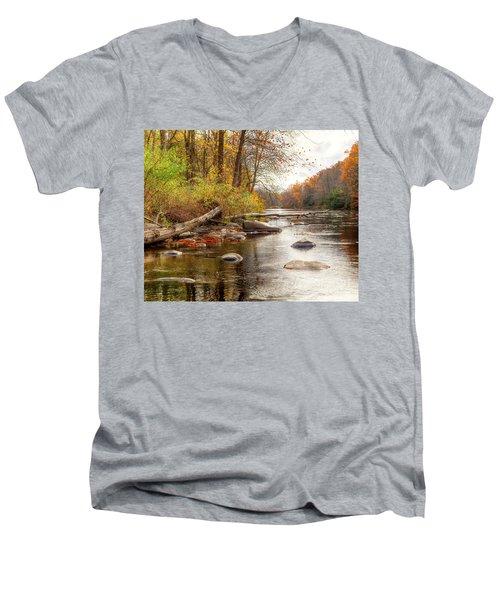 Spring Hole #2 Men's V-Neck T-Shirt