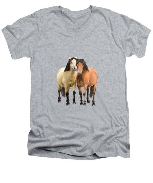 Standing Together Men's V-Neck T-Shirt