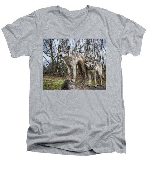 Still Lookin' Men's V-Neck T-Shirt