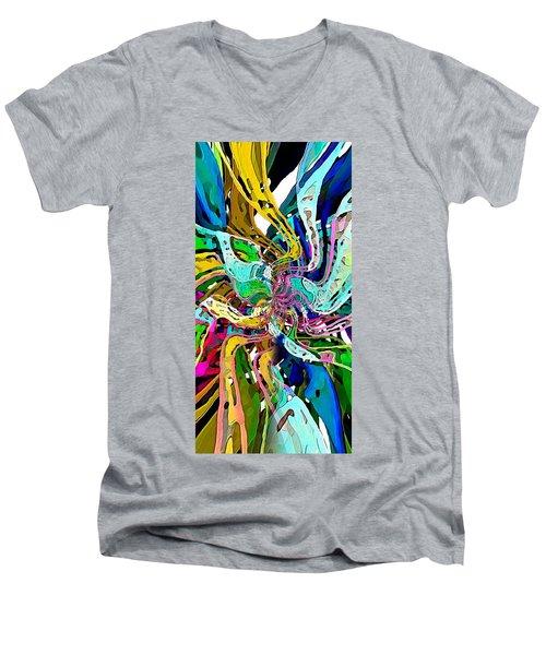 String Theory Men's V-Neck T-Shirt