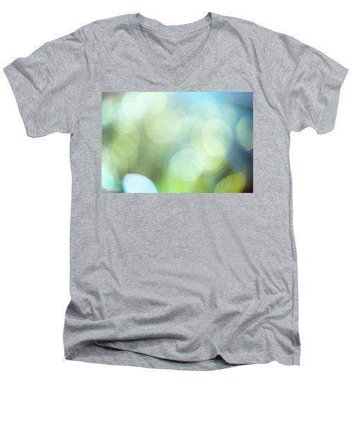 Summer Day II Men's V-Neck T-Shirt