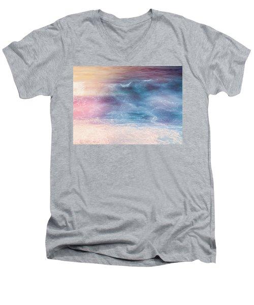 Summer Dream V Men's V-Neck T-Shirt