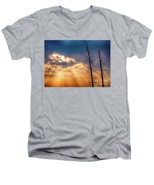 Sunbeams Men's V-Neck T-Shirt