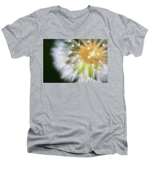 Sunburst Men's V-Neck T-Shirt