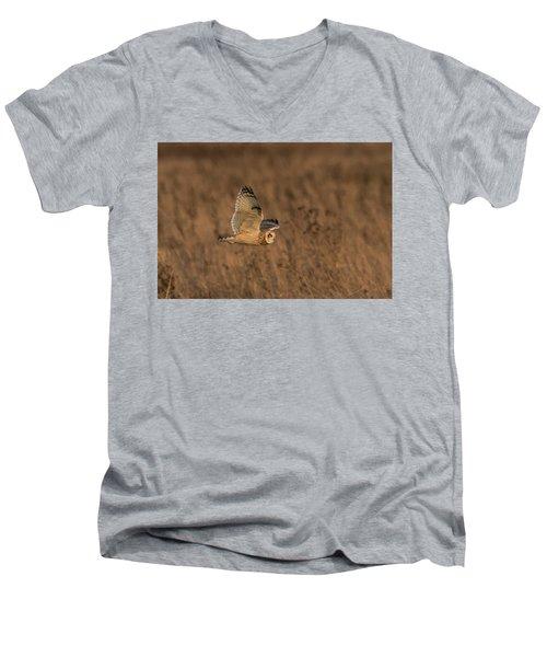 Sundown Flyby Men's V-Neck T-Shirt