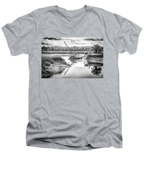 Sunken Treasure Men's V-Neck T-Shirt