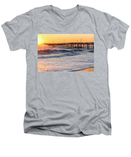 Sunlight Men's V-Neck T-Shirt