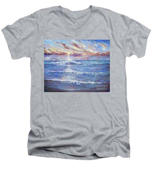 Sunshine Men's V-Neck T-Shirt