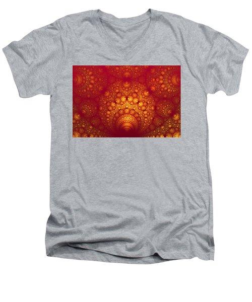 Swallowed Men's V-Neck T-Shirt